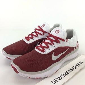 Nike Free Trainer V7 Week Zero Alabama Tide Shoes